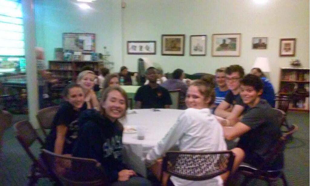PDA Group Dinner