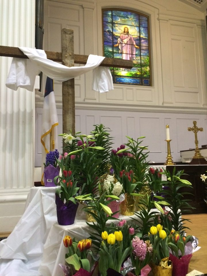 Holy Week and Easter 2016