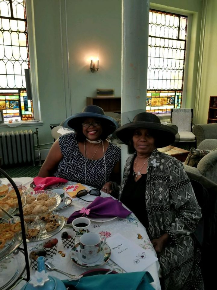 Tea Fundraiser 2017