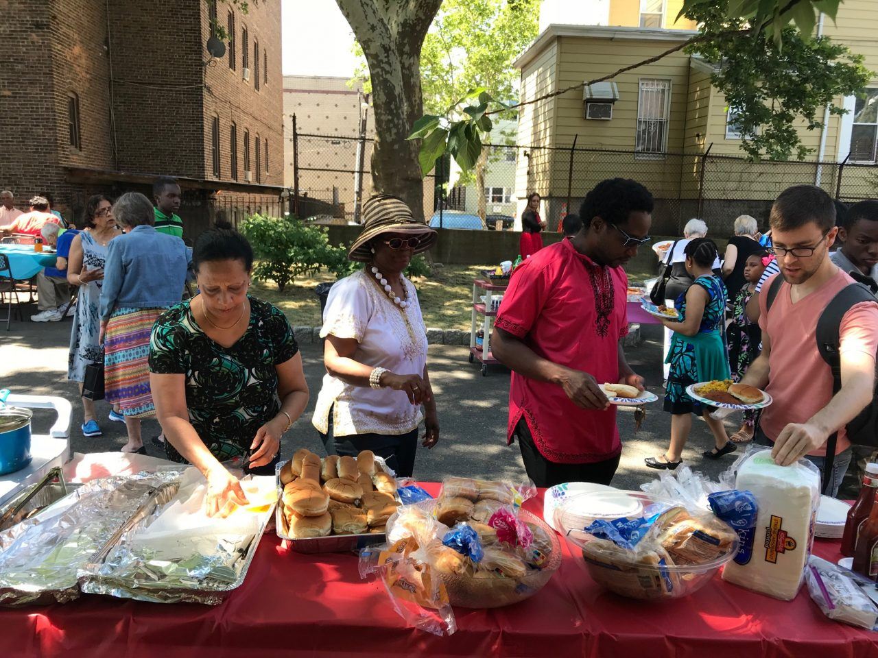 Church Picnic 2018 - The Old Bergen Church