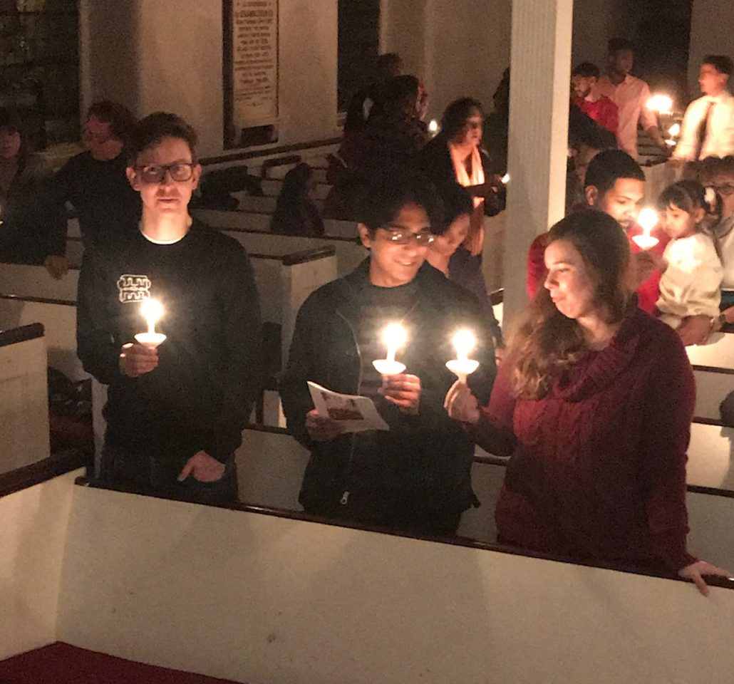 Christmas Eve Candlelight 2018
