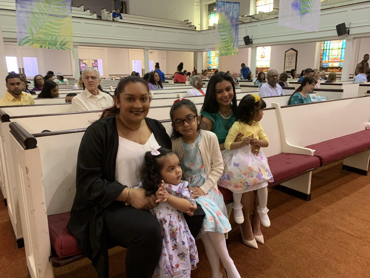 2019 Palm Sunday