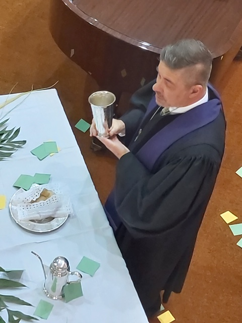 2020 Palm Sunday (Live streaming on FB)