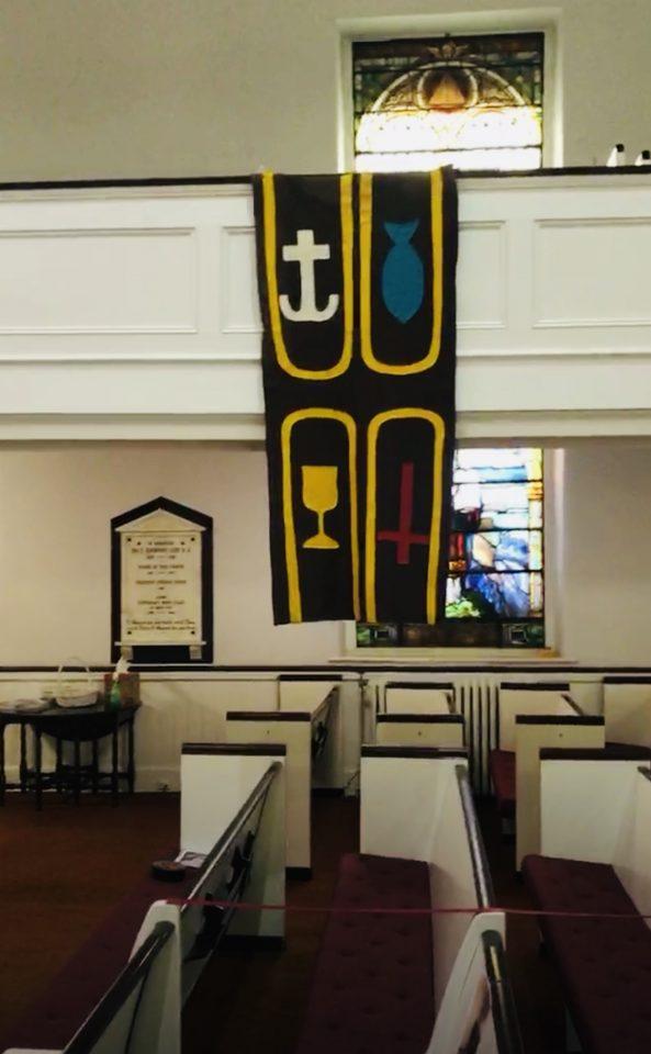 Indoor and Outdoor Worship Service 2020