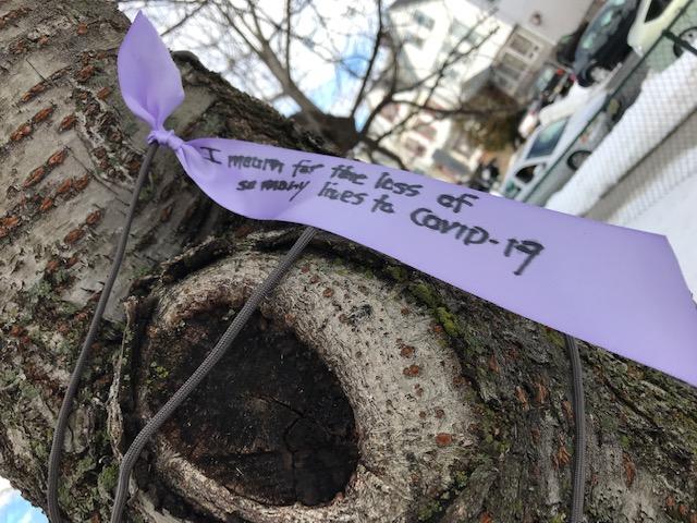 2021 Lenten Prayer Tree